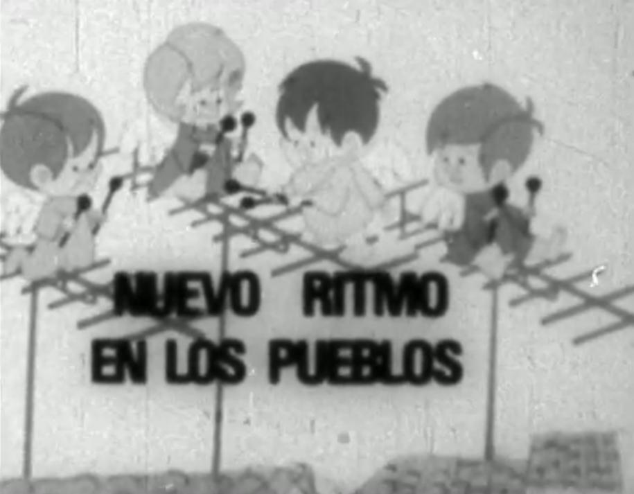 Tele-Club Campo Pop - Nuevo Ritmo en los Pueblos