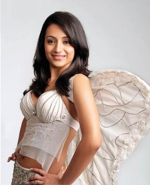 Actress Trisha Latest Hot Photos