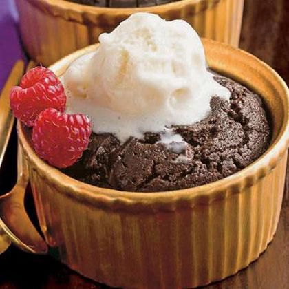 Healthy Mocha Pudding Cake | Cook'n is Fun - Food Recipes ...