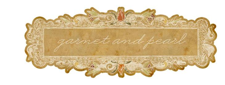 Garnet & Pearl