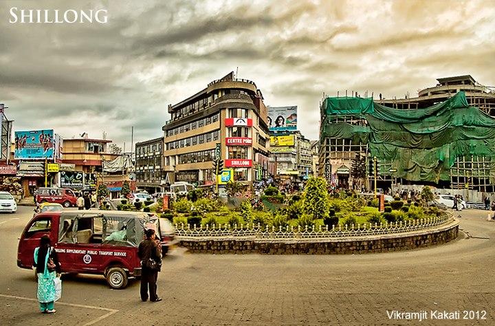 Shillong, Meghalaya (photo - Vikramjit Kakati)