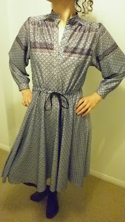 jarse bohem vintage elbise