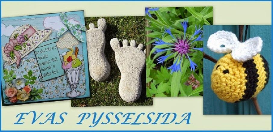 Evas Pysselsida
