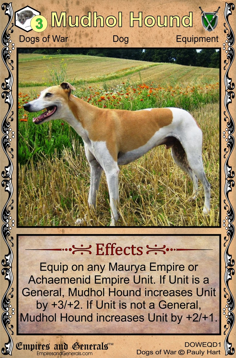 Karvani and Mudhol Hound are the same Reference ID.