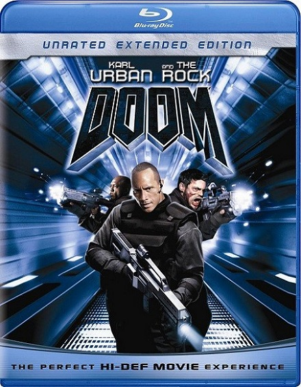 Doom: La Puerta del Infierno UNRATED EXTENDED (2005) 1080p BluRay REMUX 20GB mkv Dual Audio DTS-HD 5.1 ch