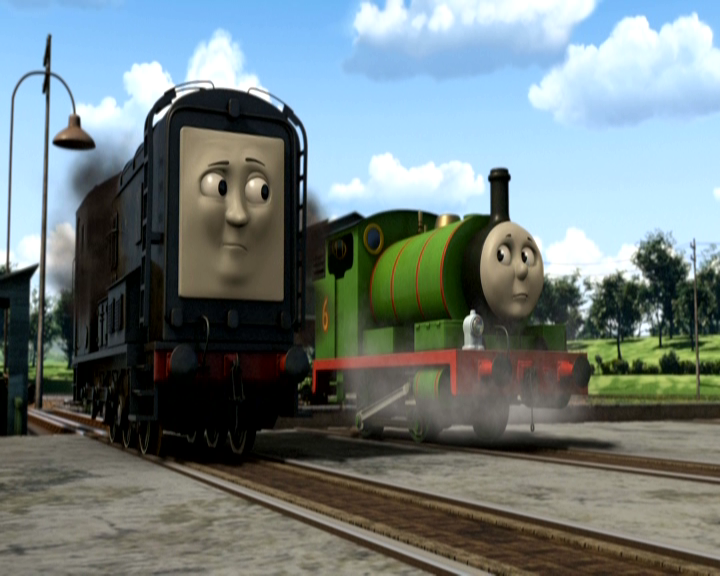 diesel from thomas and friends - photo #16