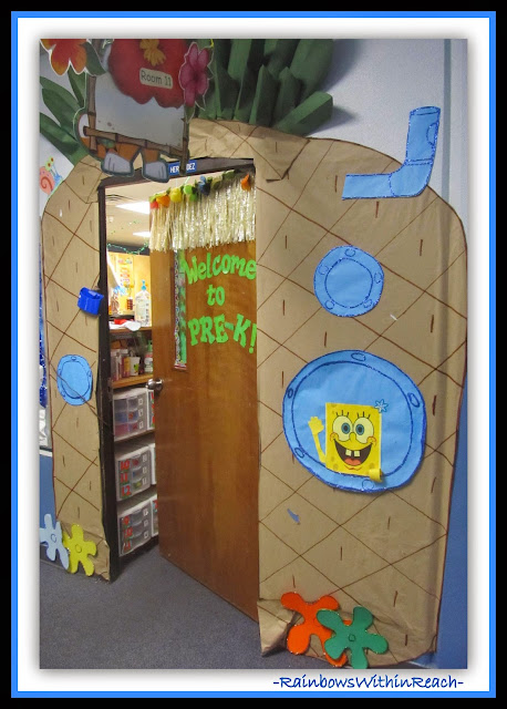 Classroom Door Decoration Ideas For Winter ~ Rainbowswithinreach spot