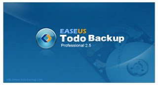 EASEUS Todo Backup Professional 2.5 Retail