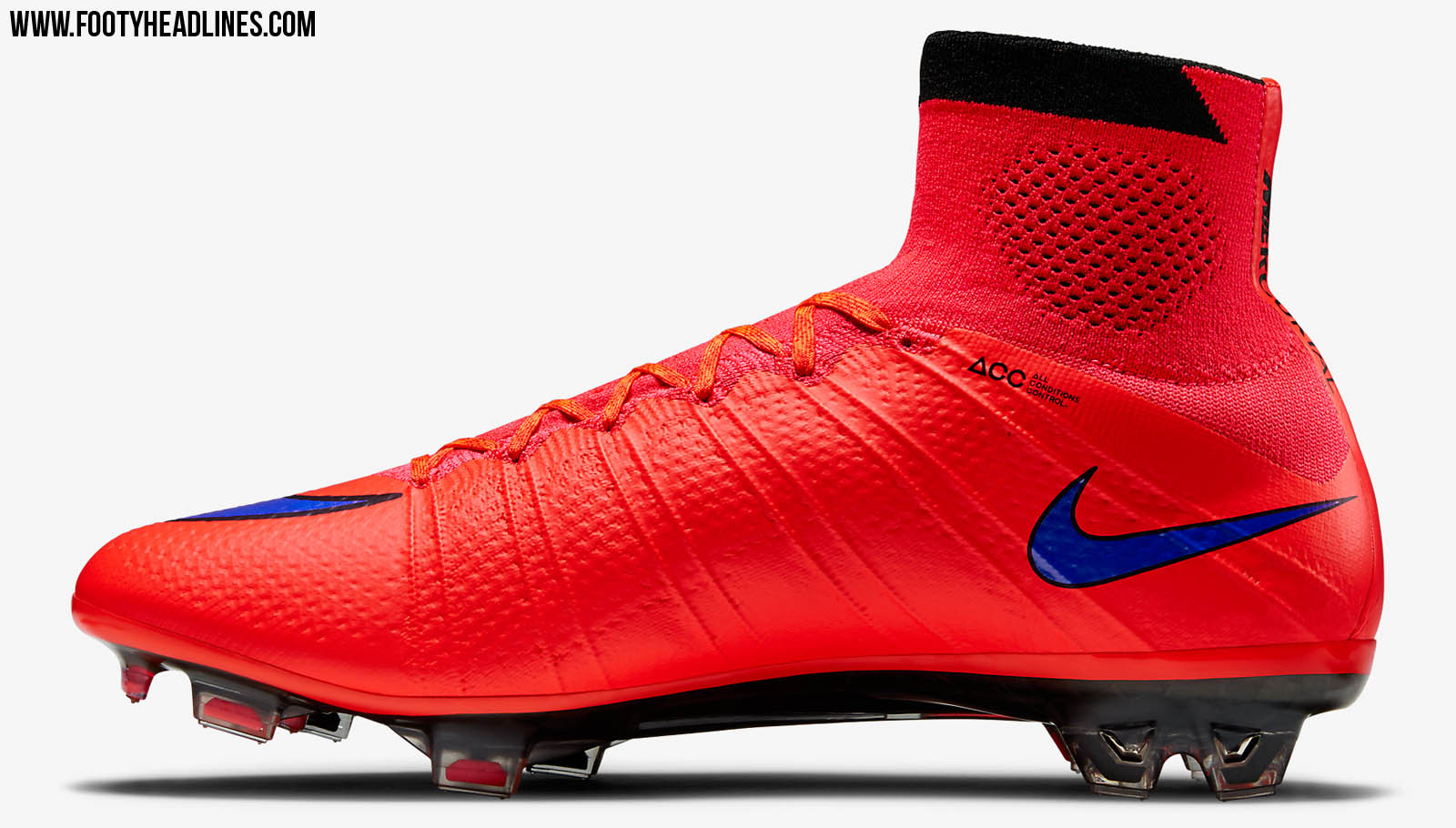 all nike mercurial football boots