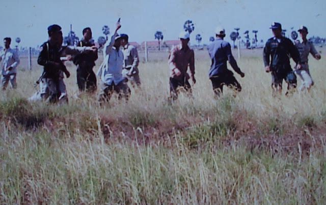 Shooting in bavet khmertear khmernews khmer news news khmer