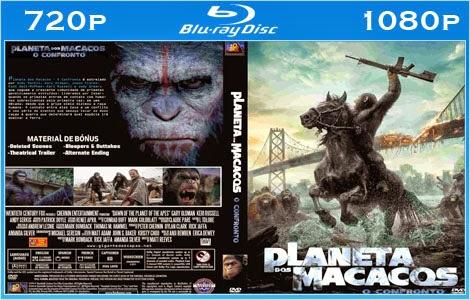 Planeta dos Macacos O Confronto