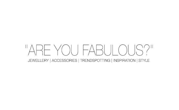 """Are you Fabulous?"""