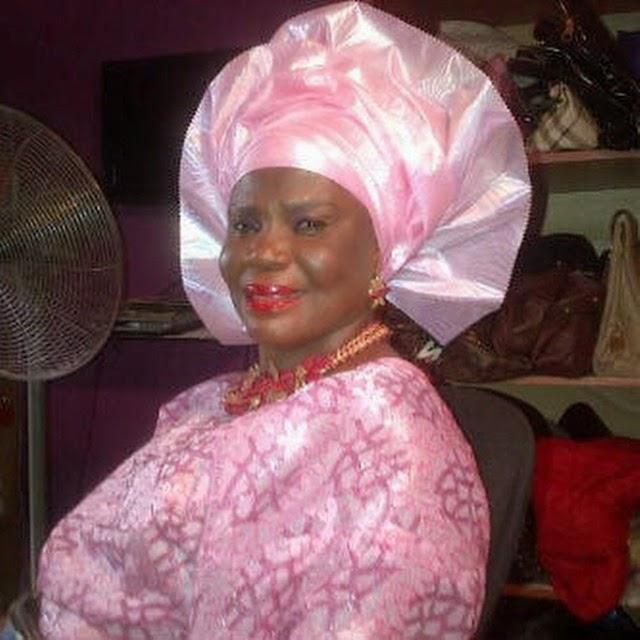 iyabo ojo mum