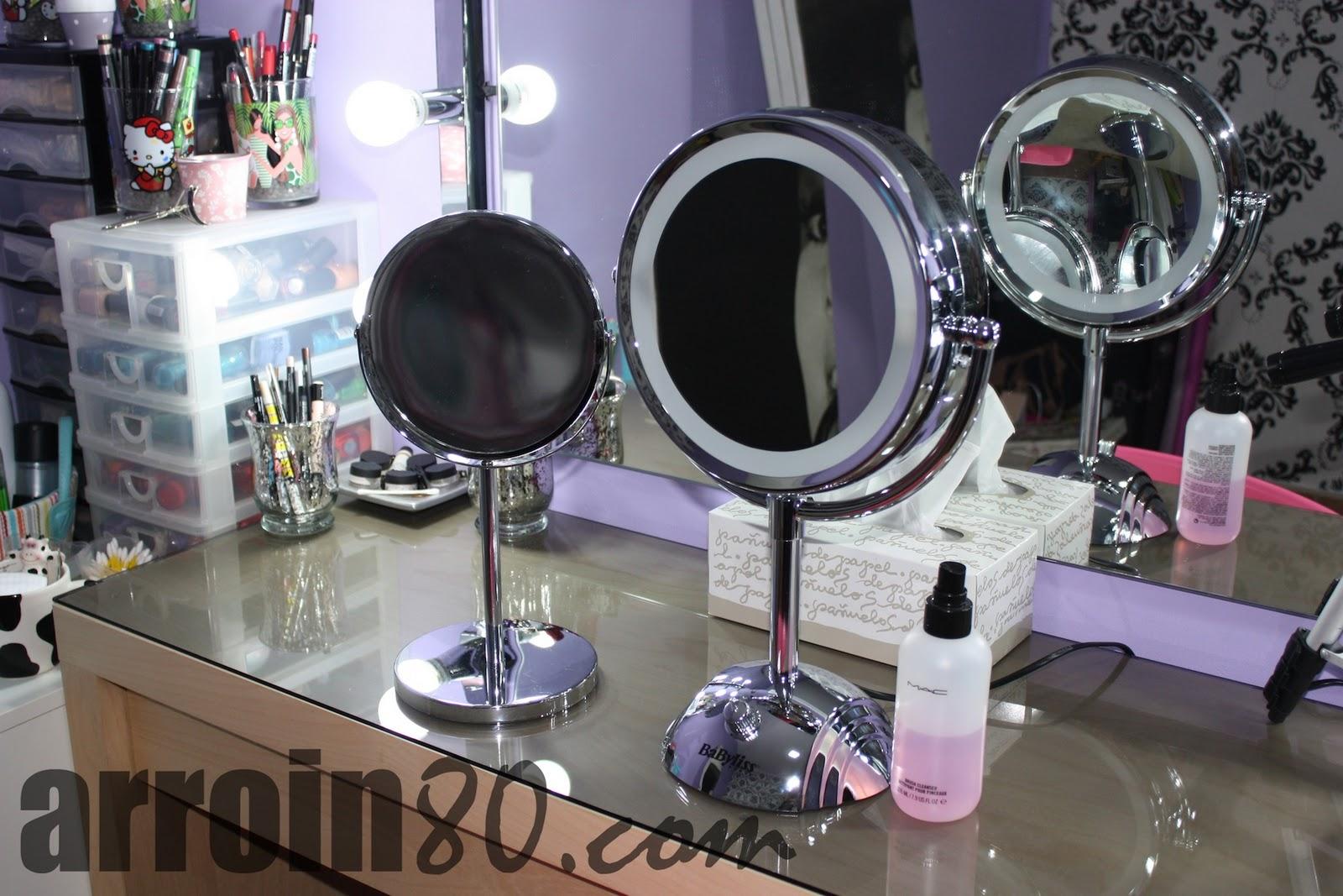 Arroin80 blog de belleza cosm tica y maquillaje for Espejo para maquillarse
