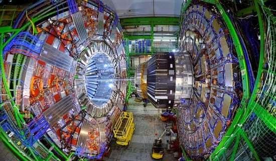 Pela primeira vez Bóson de Higgs é visto decaindo em matéria