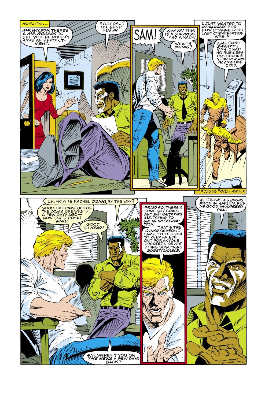 Captain America (1968) Issue #426 #376 - English 9