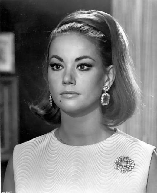 Claudine Auger Now3