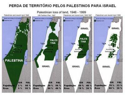 ISRAEL CONSTRUIRÁ 227 NOVAS CASAS EM TERRITÓRIO PALESTINO