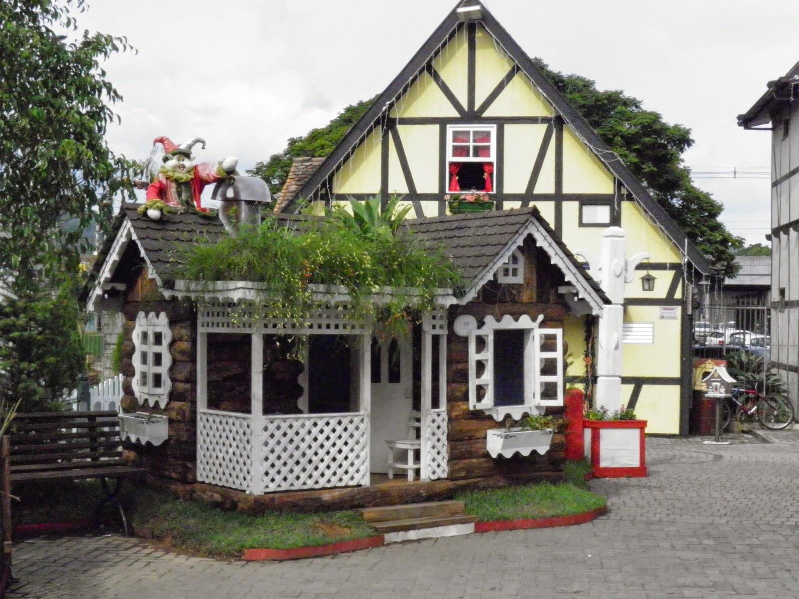Parque Vila Germânica - Blumenau - SC - TURISMO E VIAGEM