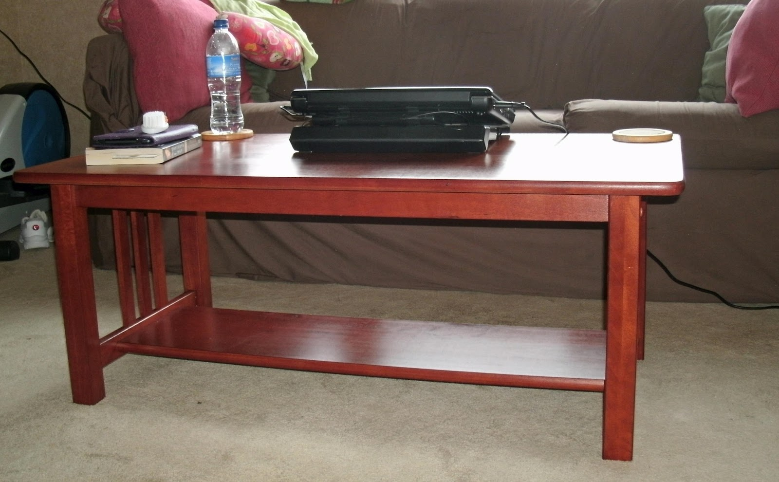 Focus Company Employee Logger 39 S Wife New Coffee Table