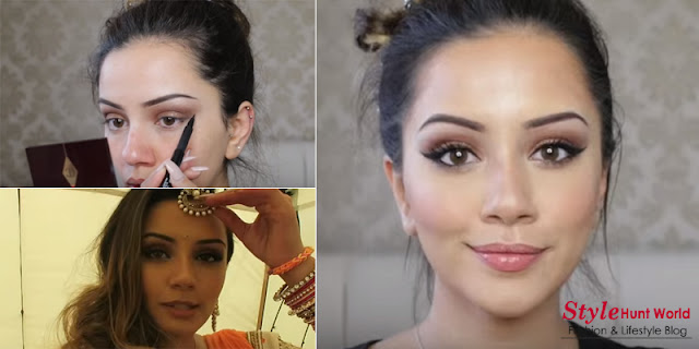 Top And Best Wedding Occasional Makeup Tutorial 2016-2017 For Women