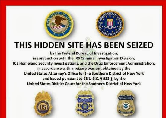 FBI said it had arrested the alleged site administrator Silk Road. This website accessible via the Tor network was known as the black market Internet, which operated a large number of illegal trade such as selling drugs.
