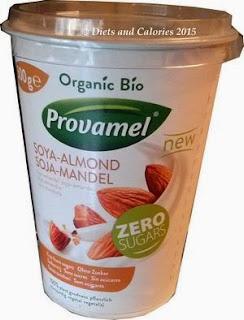 Provamel Organic Soya almond sugar free yogurt