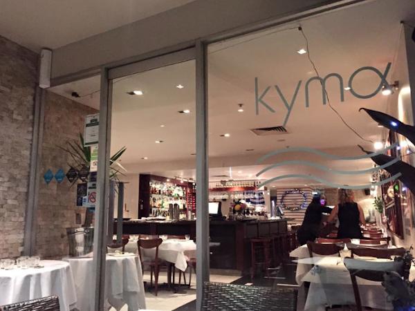 YUMTABLE // Kyma St Kilda // REVIEW