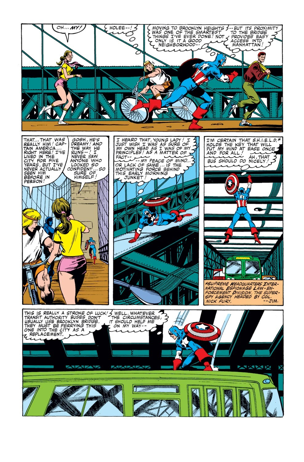 Captain America (1968) Issue #247 #162 - English 3