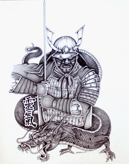 Japanese Tattoo Design Gallery
