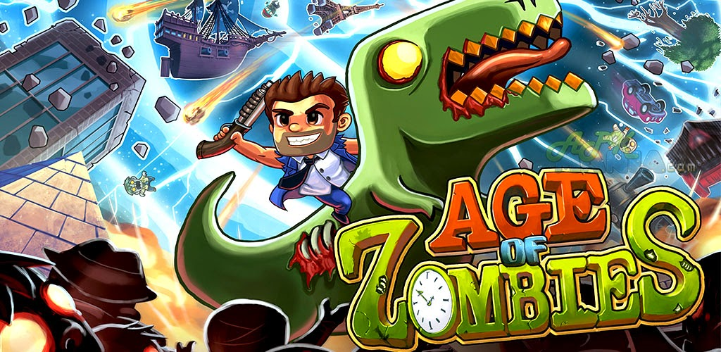 HACK Age of Zombies v1.2.5 APK ANDROID (Mod Hack)