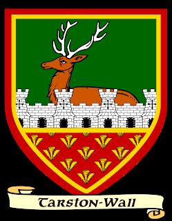 Mystara Alphatia Foresthome Tarston-Wall heraldry