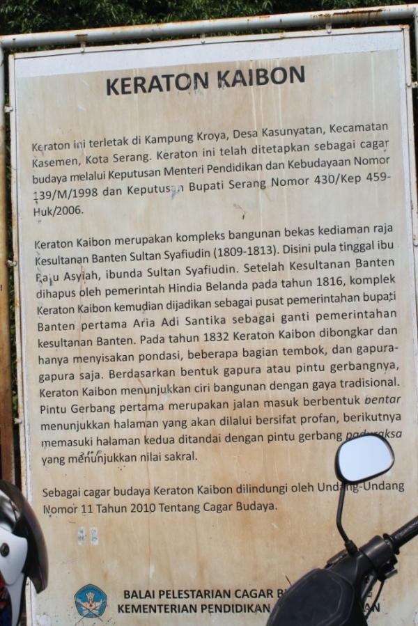 Keraton Kaibon