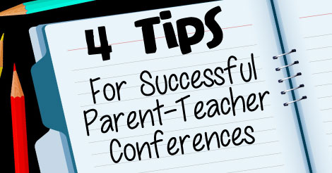 Tips For Successful Parent Teacher >> Tips For Successful Parent Teacher Conferences Blossoms Of Blue