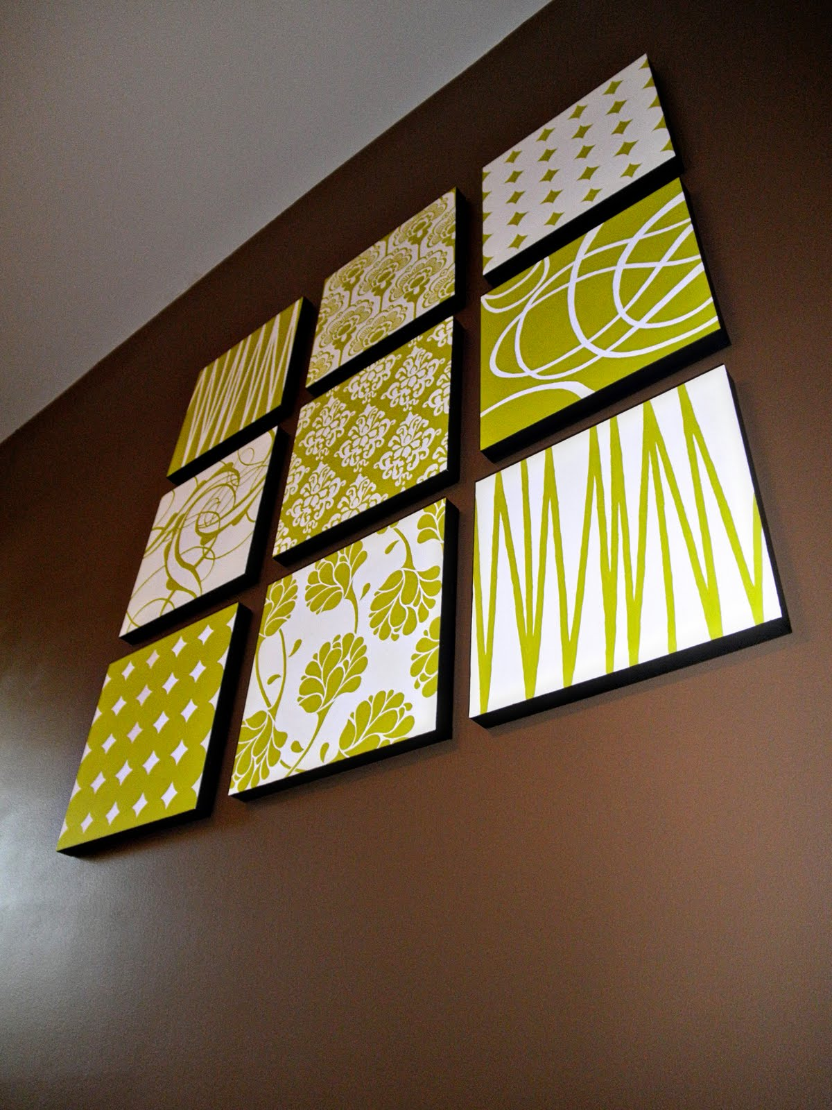 Shenanigans: Guest Post and Tutorial- Amazing Wall Art!