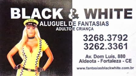 BLACK & WHITE FANTASIAS