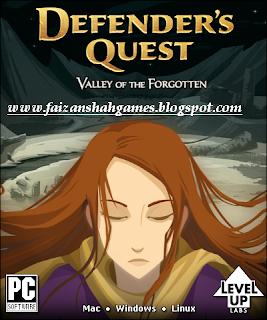 Defender's quest forum