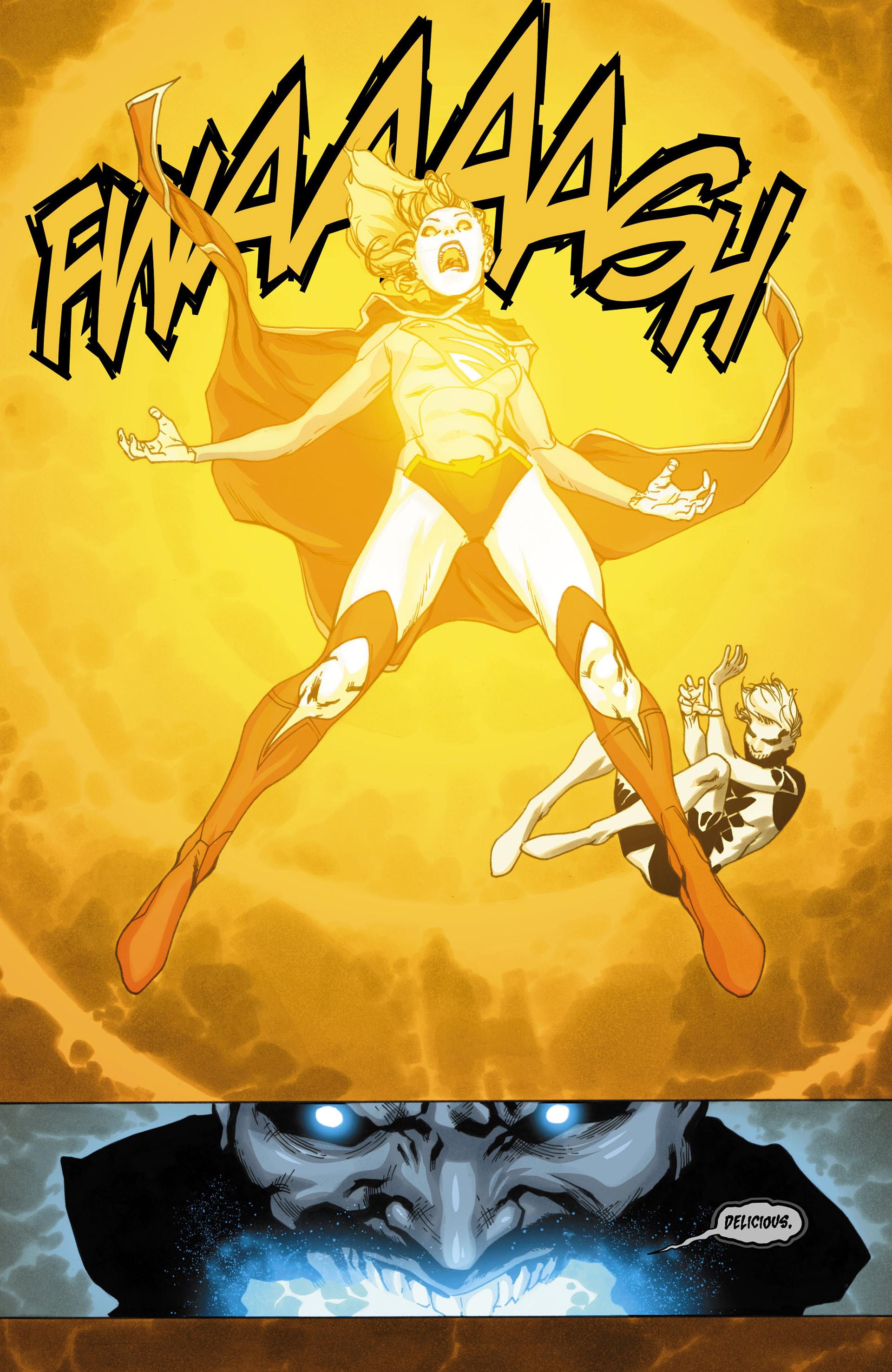 Supergirl (2011) Issue #9 #11 - English 18