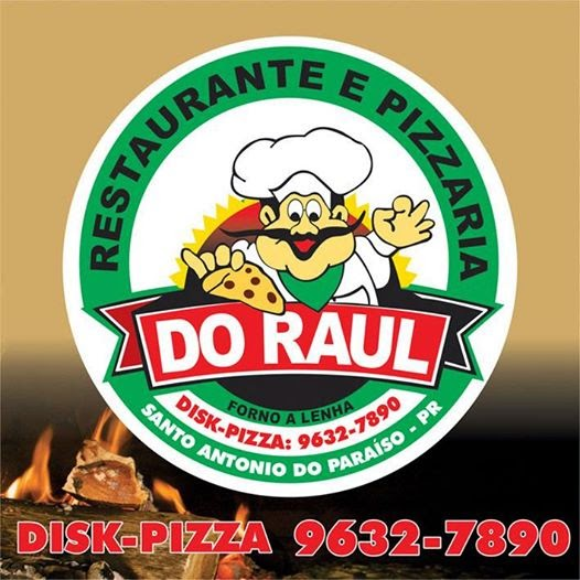 RESTAURANTE E PIZZARIA DO RAUL, DISK PIZZA..