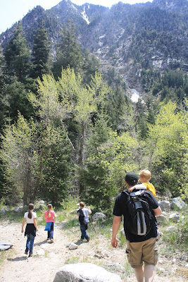 Little Cottonwood Canyon Trail Utah