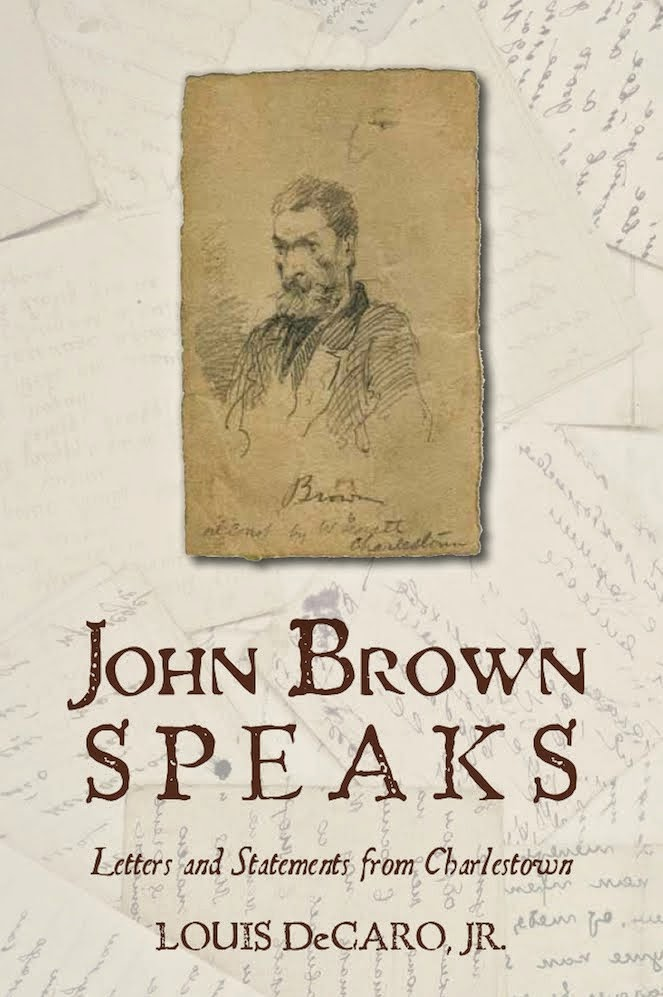 JOHN BROWN SPEAKS