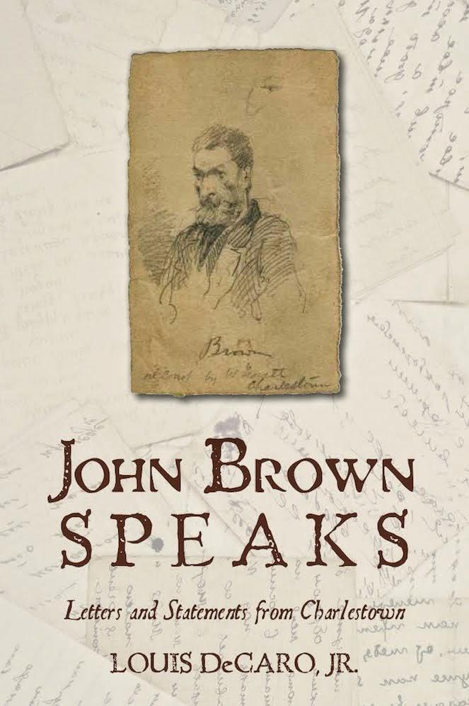 JOHN BROWN SPEAKS