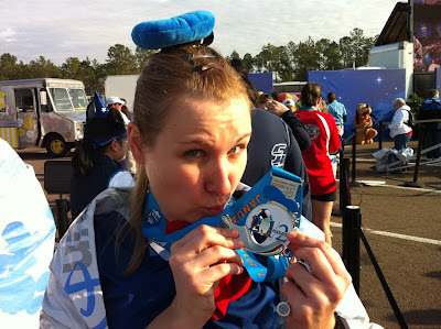 2012 Walt Disney World Half Marathon