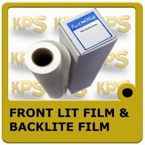 Front Lit Film & Backlit Film