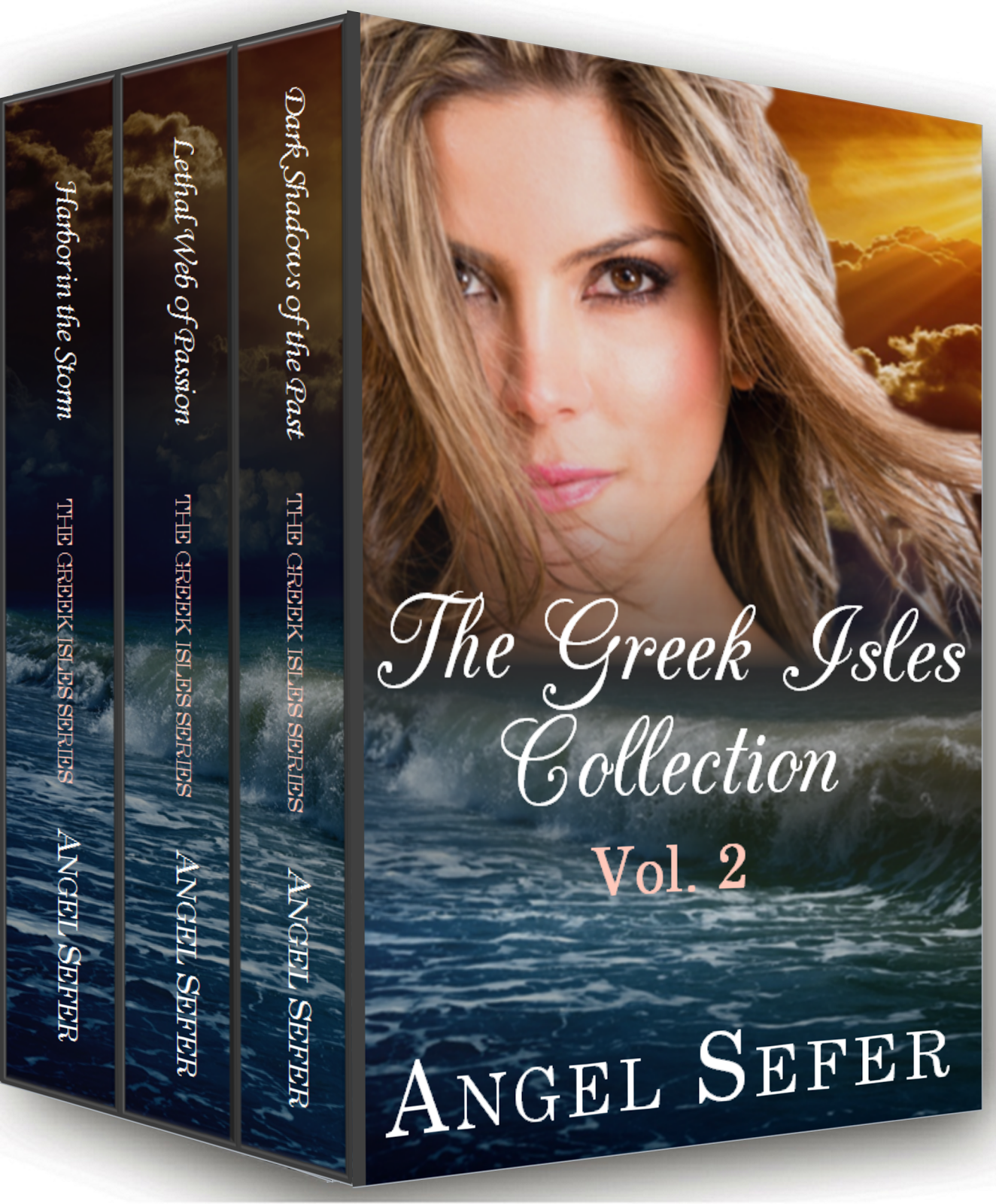 The Greek Isles Collection Vol. 2