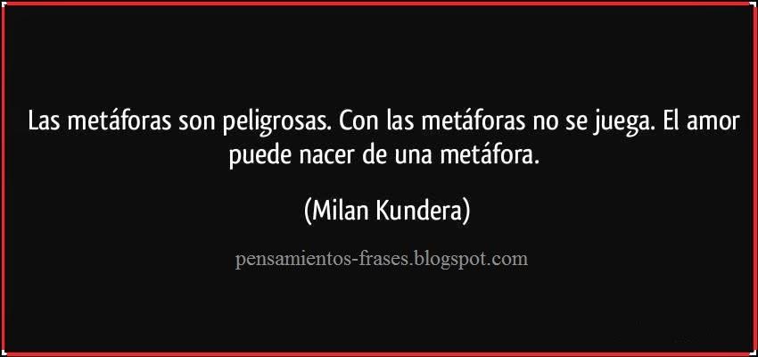 frases de Milán Kundera