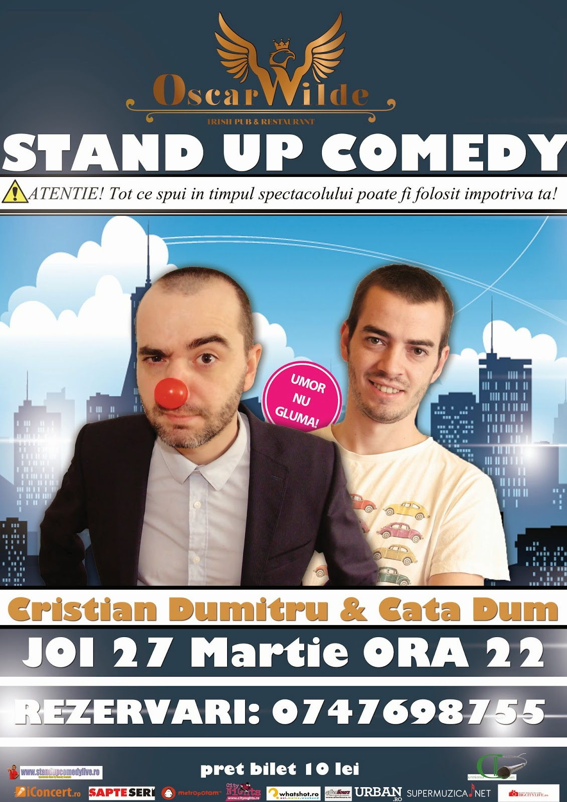Standup Comedy Suceva
