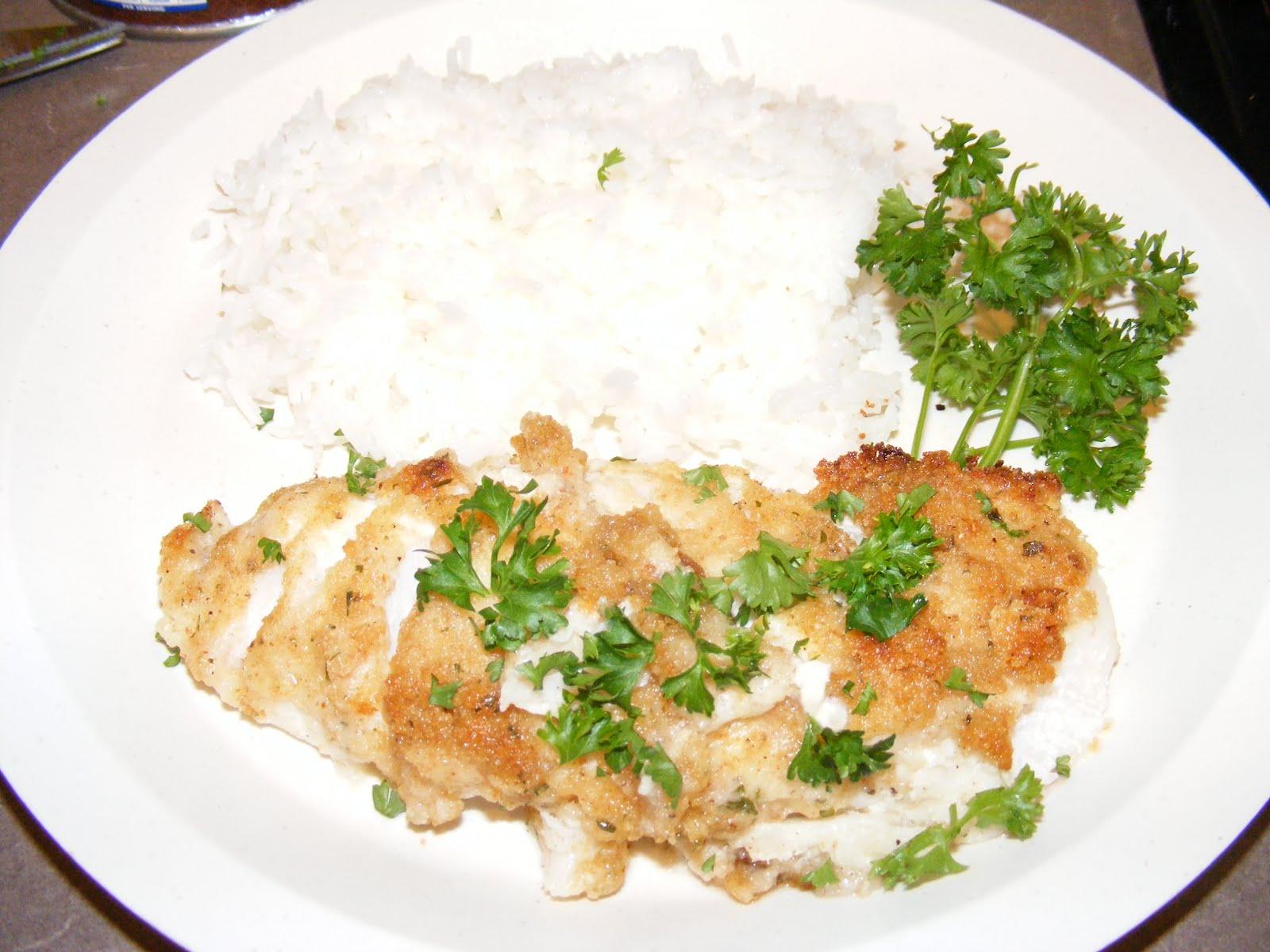 Dinner a day baked fish fillets for Baked fish fillets