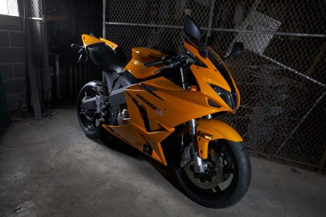 Fischer MRX 650 Motorcycle