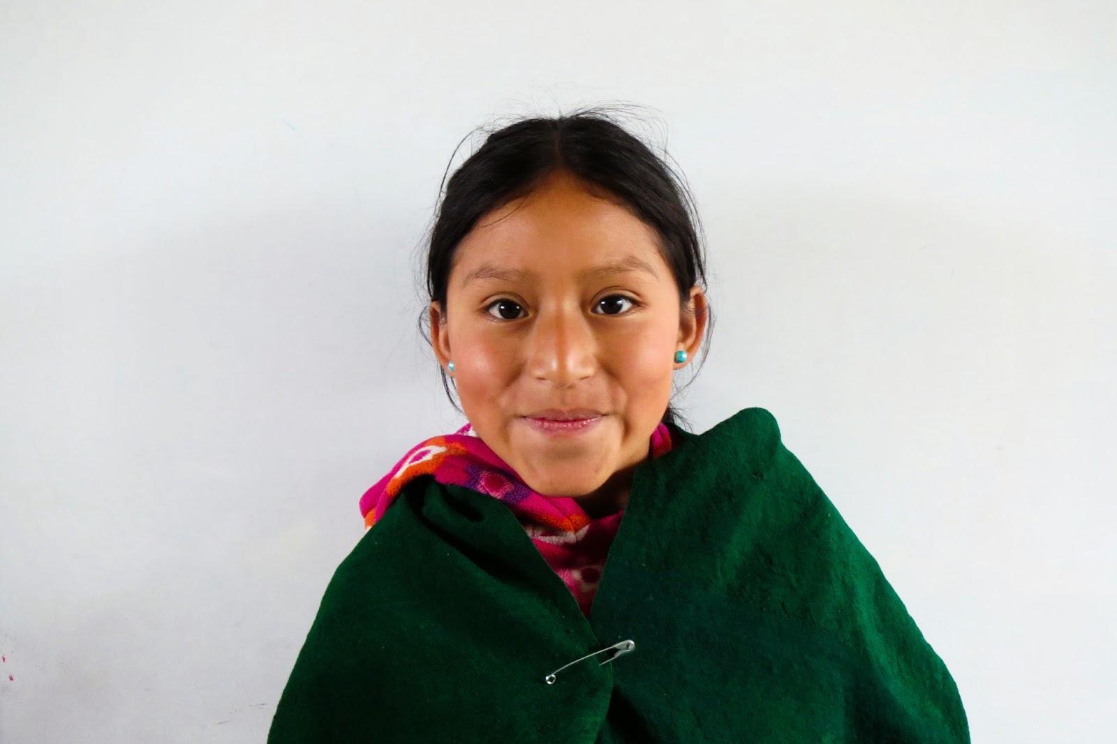 Ligia, Age 11